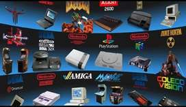 SET ROMS COMPLETOS DE VIDEO CONSOLAS RETRO