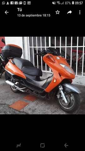 Pasola Grande marca Shineray. 150cc. Año 2008