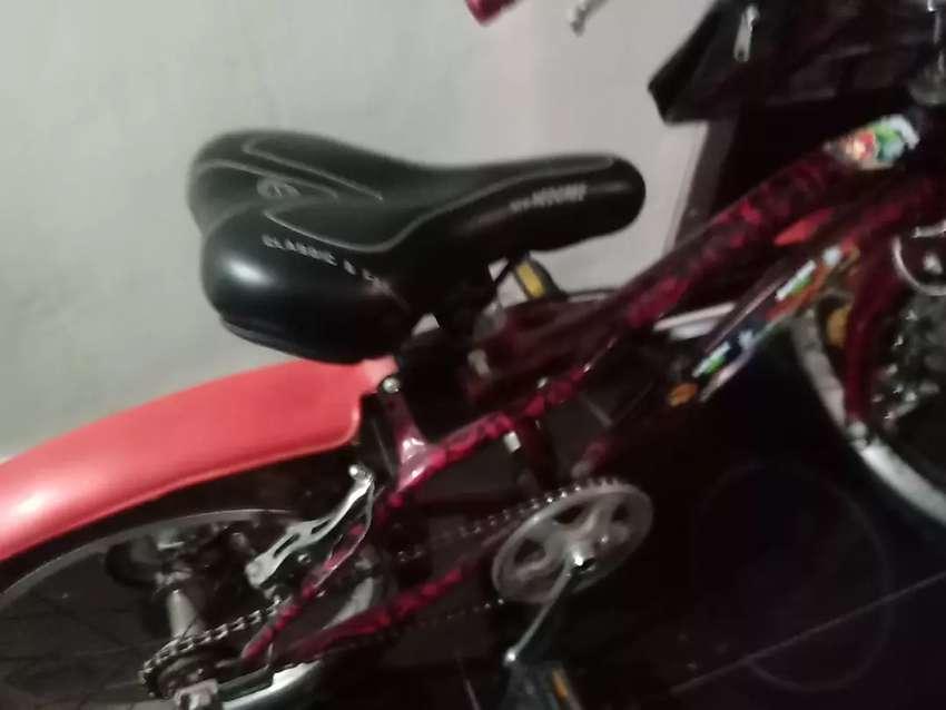 Bicicleta aro 16 niño hombre araña 0