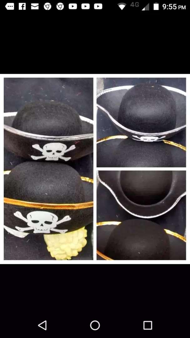 Sombrero pirata 0