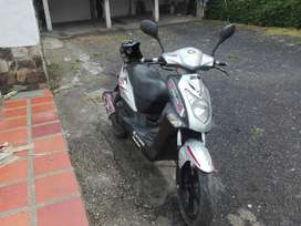 Vendo Moto.kimco.125