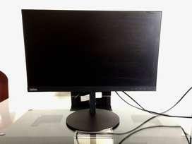 Monitor Lenovo Thinkvision T23d Fhd Ips 23