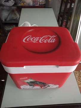 Vendo Hielera Nevera Coca-Cola