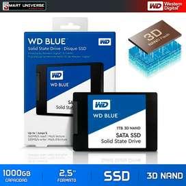 Disco Duro Ssd Solido WD 1tb Blue  Laptop Pc 2,5
