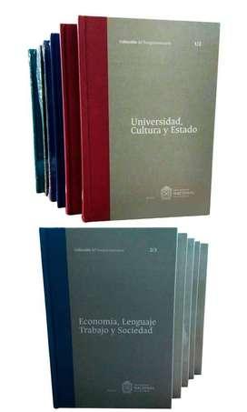 Biblioteca Coleccion Sesquicentenario Universidad Nacional 1867-2017