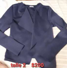 Vendo chaqueta de vestir t 2