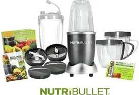 Procesador de alimentos Nutribullet 600 watts jugos