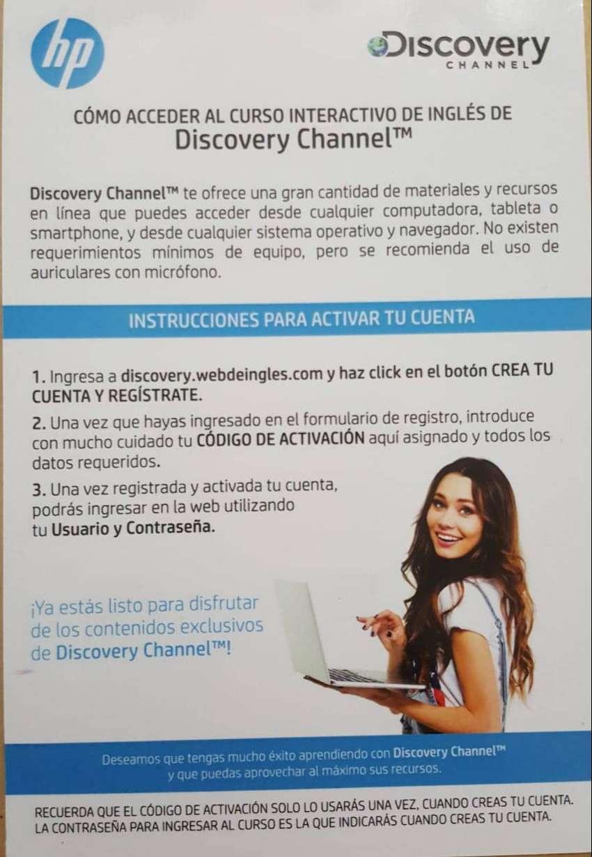 curso ingles interactivo Discovery Channel