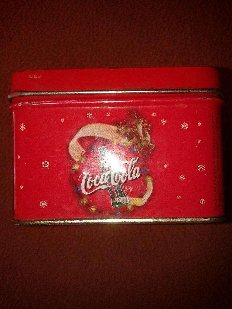 Lata de Coca Cola Edicion Especial 0