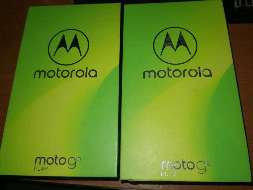 Nuevas para celular motog6play 0