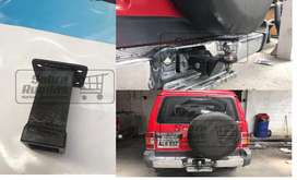 Acople De Tiro Para Remolque Mitsubishi Montero