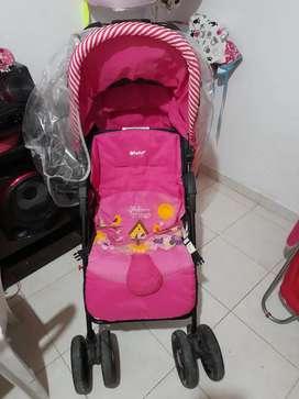 Se vende coche para niña ebaby