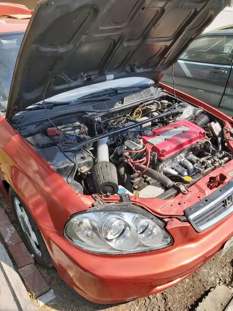 Honda Civic Vti Dohc Vtec B16A2/ recibo vehiculo menor valor