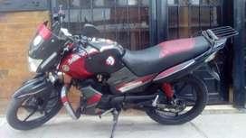 Yamaha 125 ss poco kilometraje