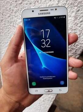 Vendo Samsung j7 2016 impecable