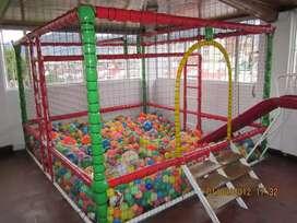 Fábrica de piscina de pelotas