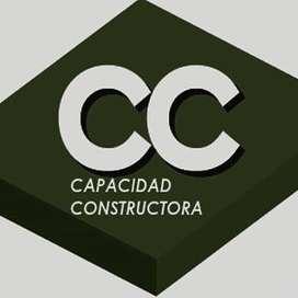 Capacidad en CONTRATAR Para Empresas Constructoras que trabajan en OBRA PUBLICA