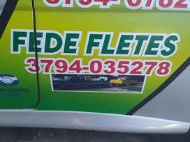 FLETE Y MUDANZAS
