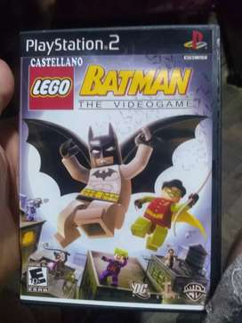 Vendo LEGO Batman de play 2