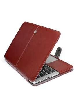 Estuche Cuero para Macbook Pro y Macbook Air 13.3