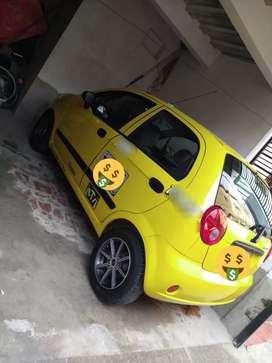 Vendo taxi spark modelo 2015