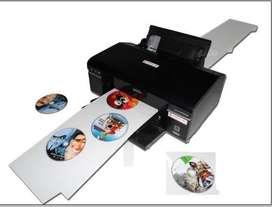 impresora epson L805 imprime 4 carnetsx minuto