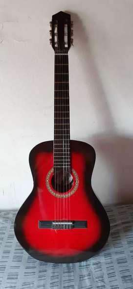 Vendo guitarra criolla + funda