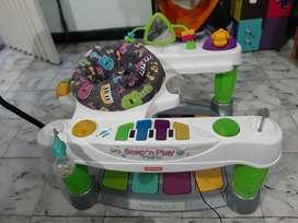 PianoFisher-Price Step 'n Play