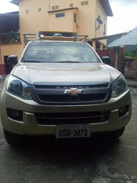 Dmax 4x4 Cabina simple