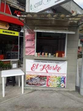 Venta de negocio el kiosko