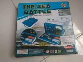 The se Battle juego de barcos