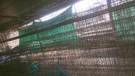Vendo jaula para gallinas usadas