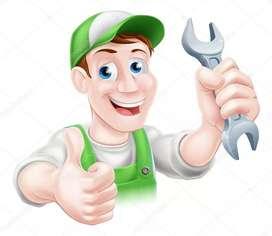 Maestros Oficiales y ayudantes de construcción