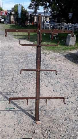 Asador criollo cruz grande