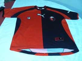 Camiseta Titular de Colón de Santa Fe Puma Temporada 2001 Talle 1