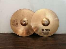 """Hi Hats Sabian B8 14"""""""