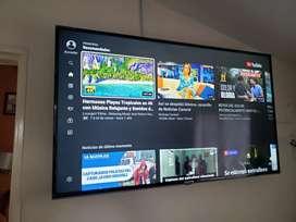"Smart TV 55"" 4k UHD"
