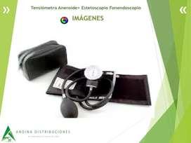Tensiómetro Aneroide Estetoscopio Fonendoscopio