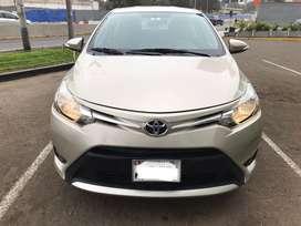 Toyota Yaris 2017 full equipo uso particular familiar
