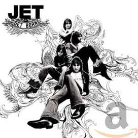 Jet get born cd importado.