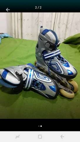PATINES SEMI PROFESIONALES: marca/ health