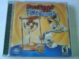 Cd Juego para pc bugs bunny