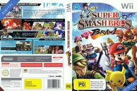 Super Smash Bros Brawl para Nintendo Wii y Wii U