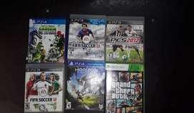Vendo juegos