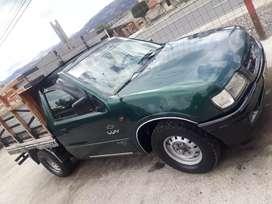 Vendó camioneta Chevrolet luv año 2003 el estado del vehículo 9.10 precio 9500 negociable