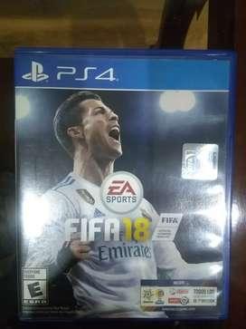 FIFA 18 Play station 4