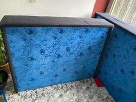 Base cama doble