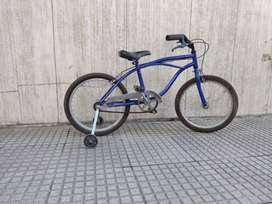 Bicicleta Rodado 20 Poco Uso