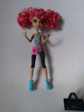 Muñeca Monster High Howleen Wolf
