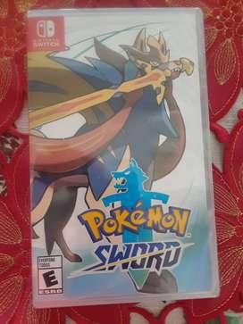 Pokémon Sword Para Nintendo Switch SELLADO